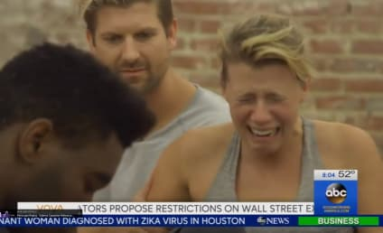 Jodie Sweetin SCREAMS & CRIES in Pain After Dancing With the Stars Injury: WATCH