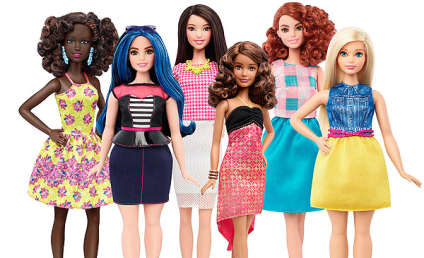 Barbie Gets a Makeover: Check Out These Curves!