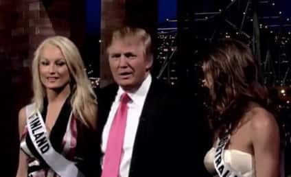 """Former Miss Finland: Donald Trump """"Squeezed My Butt"""" Because I Look Like Melania"""