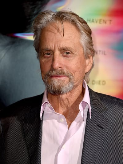 Michael Douglas Red Carpet Photo