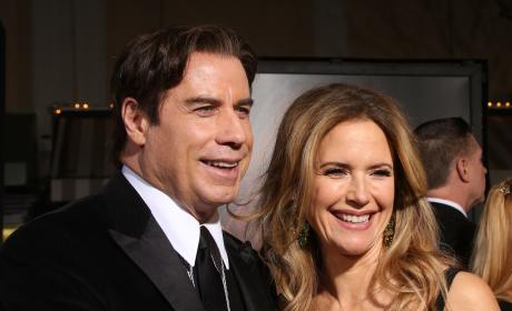 John Travolta and Kelly Preston: 'American Crime Story - The People V. O.J. Simpson' Premiere