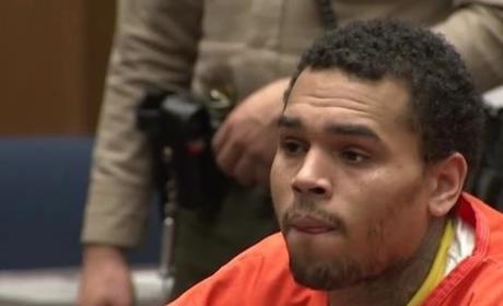 Chris Brown Jail Sentence Extended