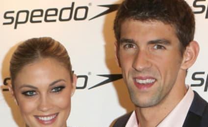 Michael Phelps Splits From (Bitter) Megan Rossee