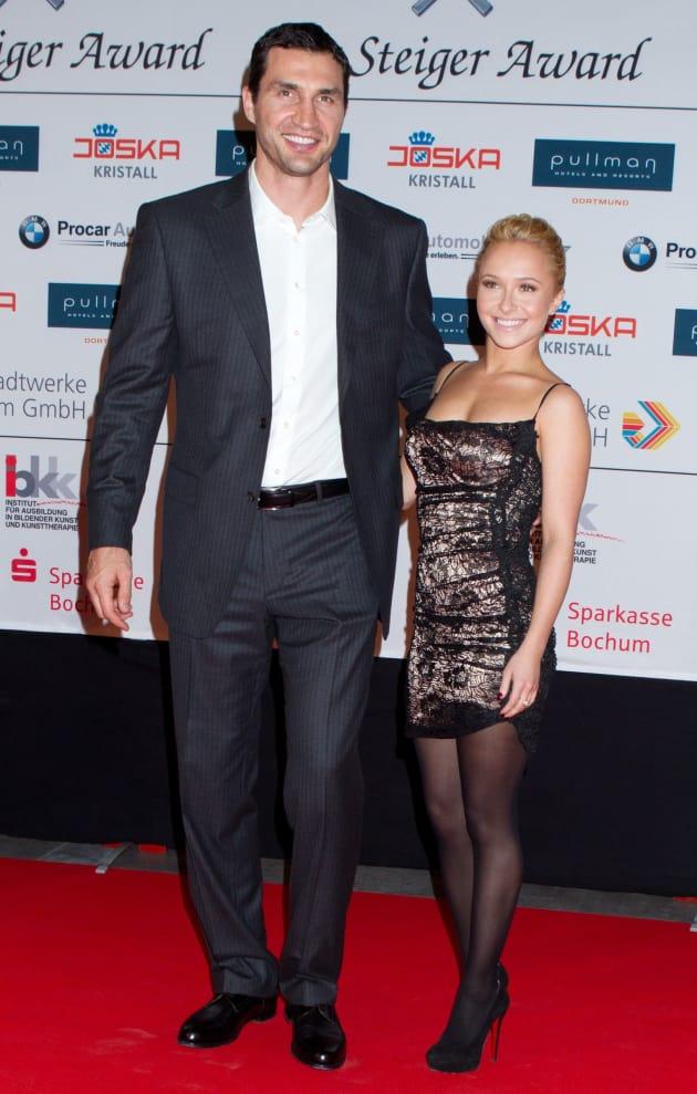 Hayden Panettiere and Wladimir Klitschko Picture