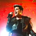 Adam Lambert in the UK