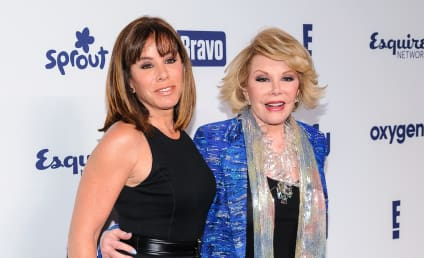 Joan Rivers Wrongful Death Suit Settled, Melissa Rivers Ready to Move Forward