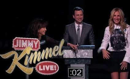 Julia Roberts and Sally Field Compete in First-Ever Celebrity Curse-Off!