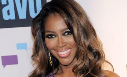 Kenya Moore: FAKED Her Engagement to James Freeman?!