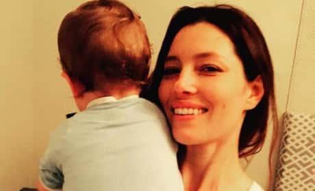 Jessica Biel, Son Picture