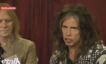 Steven Tyler Denies Racist Charge, Apologizes to Nicki Minaj