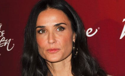 """Demi Moore Hospitalized For Substance Abuse; In Treatment For Exhaustion, """"Overall Health"""""""