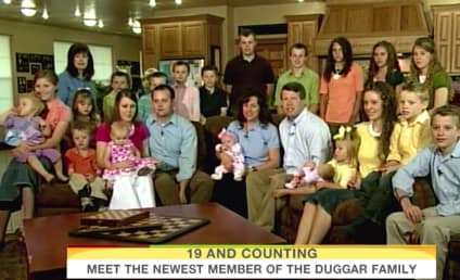 Jim Bob and Michelle Duggar: Pregnant With Baby #20!