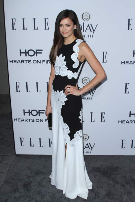 Nina Dobrev: ELLE's Women In Television Celebration