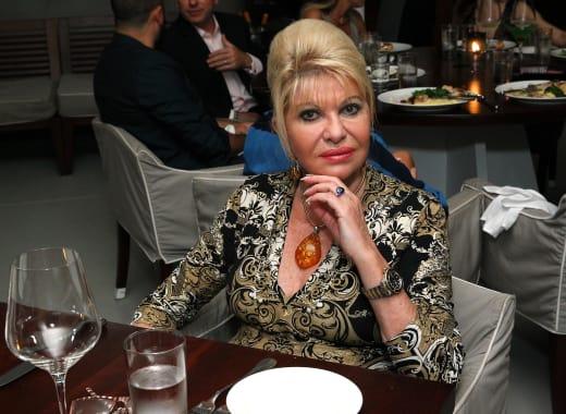 Ivana Trump: DuJour Magazine's Jason Binn Celebrates Annual Art Basel Miami Beach Kick-Off Party