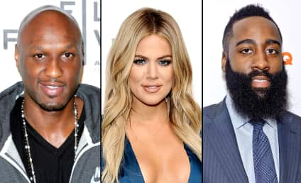 Khloe Kardashian: Ditching Lamar Odom For James Harden?