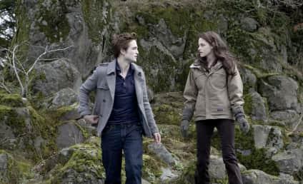 Robert Pattinson and Kristen Stewart Reconciliation: Weird! Uncertain!