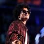 Bruno Mars Wins!