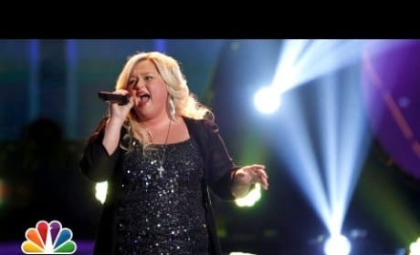 Shelbie Z - Here for the Party (The Voice Blind Audition)