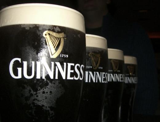 Yummy Guinness