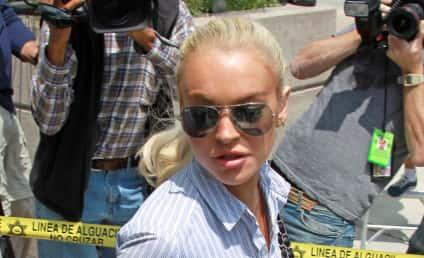 Lindsay Lohan Court Fashion Face-Off: Take Three!