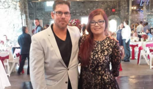 Matt Baier and Amber Pic