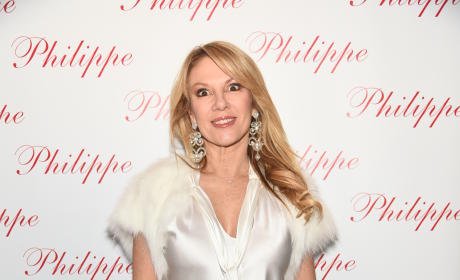 Ramona Singer: Philippe Restaurant 10th Anniversary party