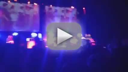 Morrissey: Attacked in Concert!