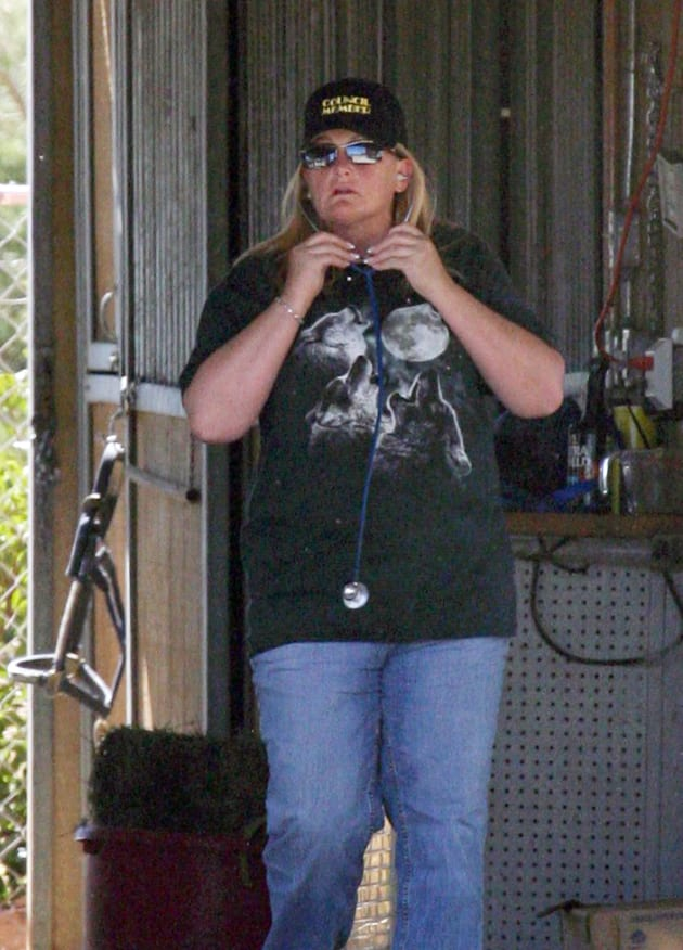 Debbie Rowe: Rough