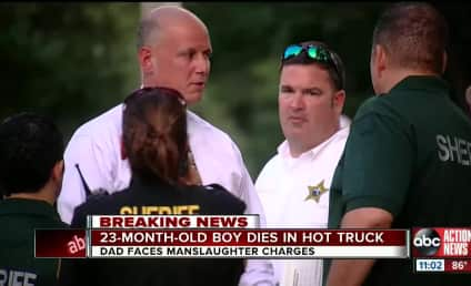 Toddler Dies After Being Left In Florida Truck, Father Arrested