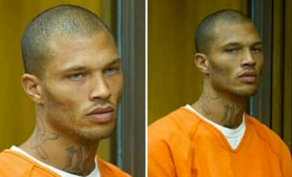 Jeremy Meeks Gets Actual Modeling Offers, But There's Only One Problem ...