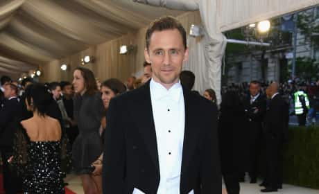 Tom Hiddleston: 2016 Costume Institute Gala