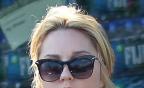 Amanda Bynes Close Up