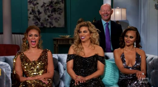 The Real Housewives of Potomac Reunion Pic