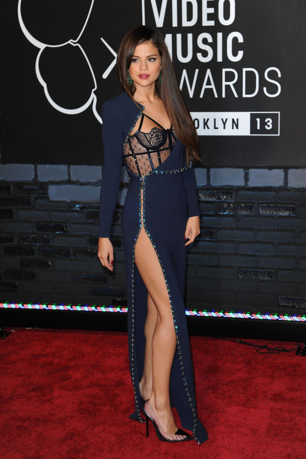 Selena Gomez Goes Sexy