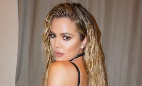 Khloe Kardashian Weight Loss Photo
