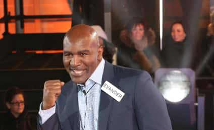 """Report: Evander Holyfield Beats Wife For Not """"Putting God First"""""""