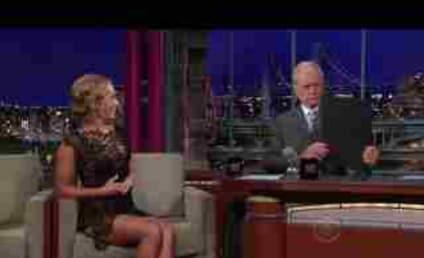 Hayden Panettiere Talks Tattoo Blunder on Letterman