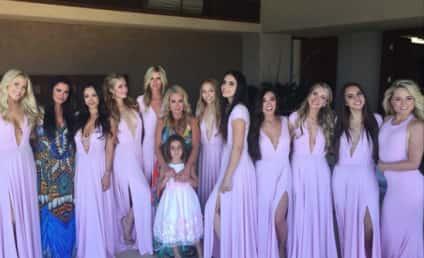 Kim Richards: Drunk at Her Daughter's Wedding?!