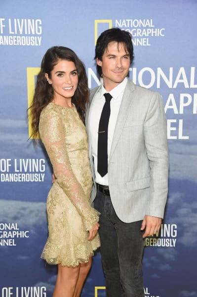 Ian somerhalder i cant wait to knock up nikki reed the ian somerhalder and nikki reed are adorable m4hsunfo