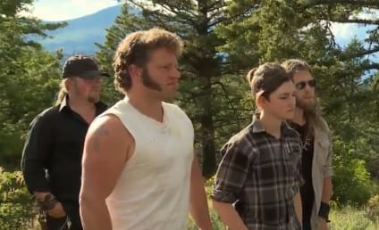 Alaskan Bush People Finale Trailer Teases Fire, Ami's Health, and a Wedding!