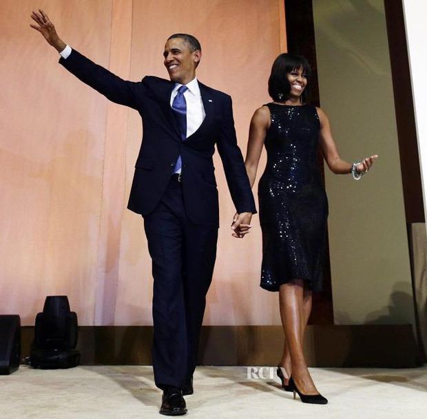 Michelle Obama Inauguration Dress