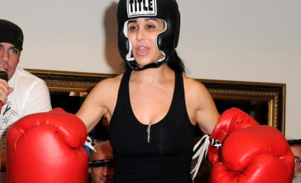 Nadya Suleman Accused of Jacking Diamond Ring