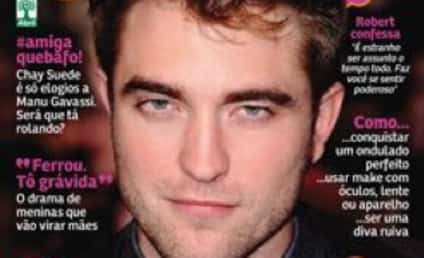 "Robert Pattinson Gushes Over ""Sexy Goddess"" Kristen Stewart"
