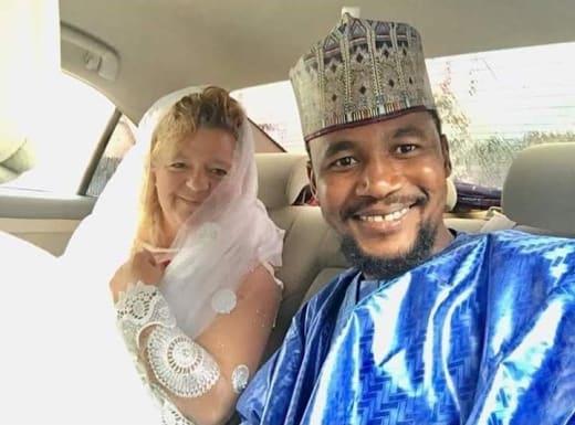 Baby Girl Lisa Hamme Married to Usman Umar