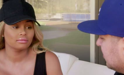 Blac Chyna Baby Daddy Drama: Kris Jenner Demands Paternity Test!