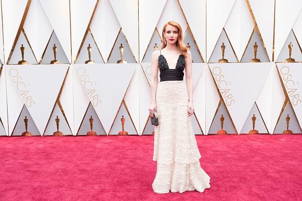 Emma Roberts at 2017 Oscars - The Hollywood Gossip