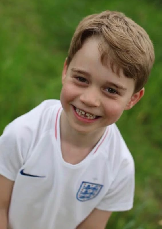 Prince George Turns 6, Flashes Cutest Smile in Great Britain