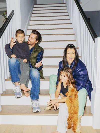 Scott, Kourt and Kids