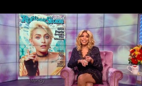 Wendy Williams: It's Cute That Paris Jackson Thinks She's Black!