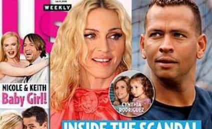 """Alex Rodriguez: Madonna is """"My F*%king Soulmate"""""""